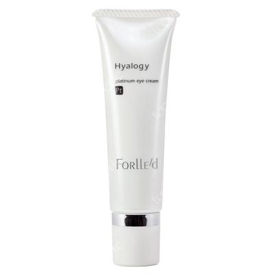 Forlled Hyalogy Platinum Eye Cream Antyoksydacyjny platynowy krem na okolice oczu 9 g
