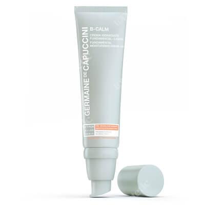 Germaine de Capuccini B-Calm Fund Moisturising Cream Light Nawilżający krem do skóry wrażliwej, mieszanej i tłustej 50 ml