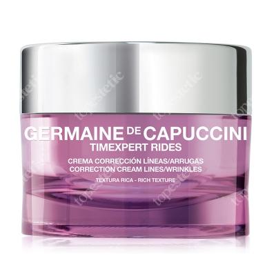 Germaine de Capuccini Correction Cream Lines/Wrinkles Rich Krem przeciwzmarszczkowy, odżywczy 50 ml