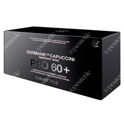 Germaine de Capuccini Eco Refill SRNS PRO 60 + ZESTAW Krem intensywnie odżywczy dla skóry bardzo suchej 50 ml + uzupełnienie 50 ml