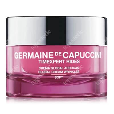 Germaine de Capuccini Global Cream Wrinkles Soft Krem przeciwzmarszczkowy o lekkiej konsystencji 50 ml