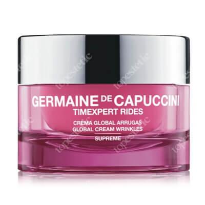 Germaine de Capuccini Global Cream Wrinkles Supreme Krem przeciwzmarszczkowy o bogatej konsystencji 50 ml