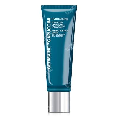 Germaine de Capuccini Hydractive Rich Cream Very Dry Skin Krem nawilżający dla skóry suchej i bardzo suchej 50 ml
