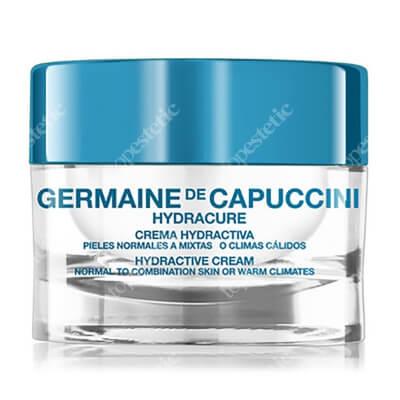Germaine de Capuccini Hydratctive Cream Normal to Combination Skin or Warm Climates Krem nawilżający gorący klimat 50 ml