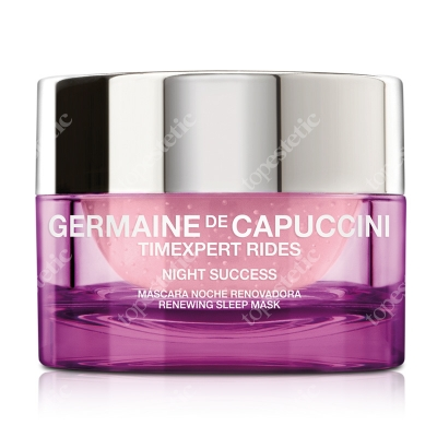 Germaine de Capuccini Night Success Renewing Sleep Mask Maska odżywcza na noc 30 ml
