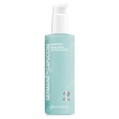 Germaine de Capuccini Refiner Essence Oily Skin Exfoliating Fluid Delikatna esencja złuszczająca 200 ml