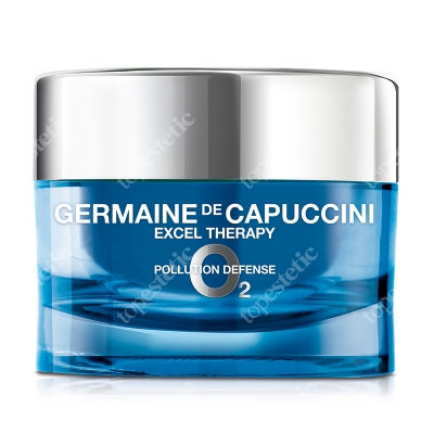 Germaine de Capuccini Pollution Defense Youthfulness Activating Oxy Cream Krem ochronny przed zanieczyszczeniami 50 ml