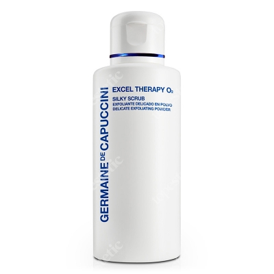 Germaine de Capuccini Silky Scrub Delicate Exfoliating Powder Delikatny piling 50 g