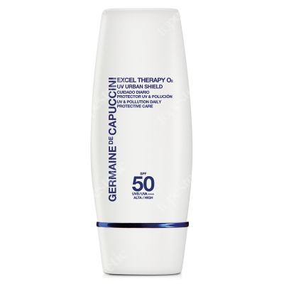 Germaine de Capuccini UV Urban Shield Protective Care SPF 50 Krem ochronny 30 ml