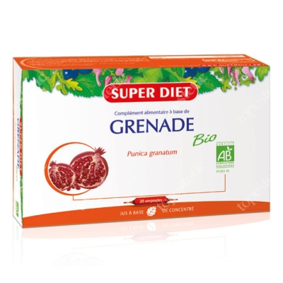 Super Diet Grenade Bio Owoc młodości 20x15 ml