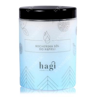 Hagi Bocheńska Sól do Kąpieli Naturalna sól do kąpieli z eterycznym olejkiem jodłowym 1300 g