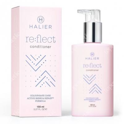 Halier Re:flect Conditioner Odżywka odbudowująca strukturę włosów zniszczonych podczas koloryzacji 150 ml