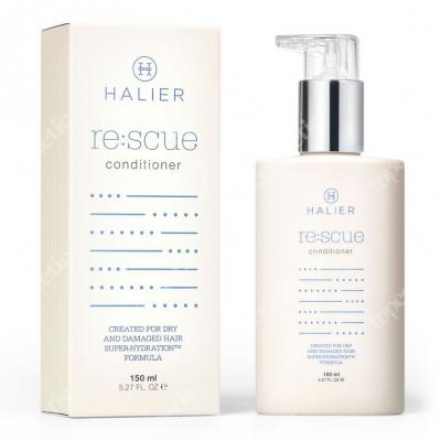 Halier Re:scue Conditioner Odżywka nawilżająca i odbudowująca suche i łamliwe włosy 150 ml