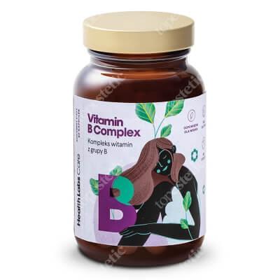 Health Labs Care Vitamin B Complex Bogaty kompleks witamin z grupy B 60 kaps.