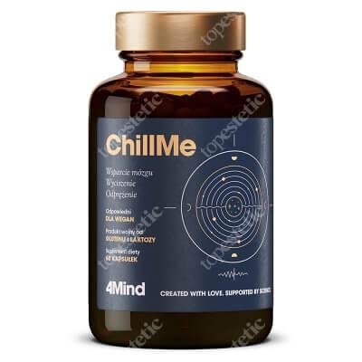 Health Labs Care ChillMe Ukojenie nerwów i lepsza odpornośćna stres 60 kaps.