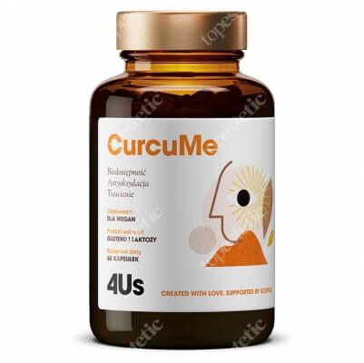 HealthLabs CurcuMe Poprawa trawienia i antyoksydacja 60 kaps.
