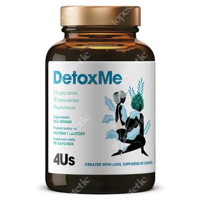 HealthLabs DetoxMe Wsparcie wątroby i poprawa trawienia 90 kaps.