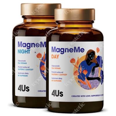 Health Labs Care MagneMe Magnez z dodatkiem aktywnej formy witaminy B6 120 szt.