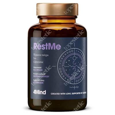 HealthLabs RestMe Ukojenie nerwów i spokojny sen 60 kaps.