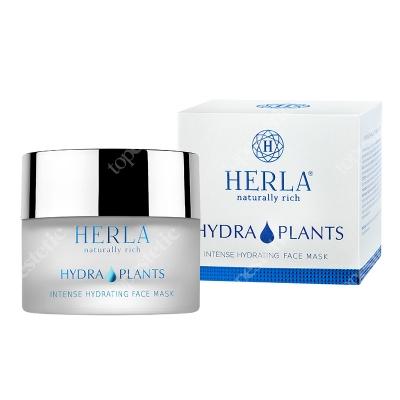 Herla Intense Hydrating Face Mask Intensywnie nawilżająca maska do twarzy 50 ml