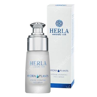 Herla Intense Hydrating Face Serum Intensywnie nawilżające serum do twarzy 30 ml