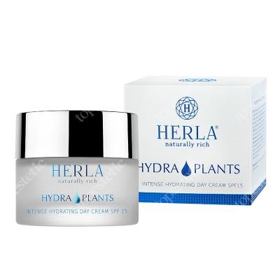 Herla Intensive Hydrating Day Cream SPF 15 Intensywnie nawilżający krem na dzień 50 ml
