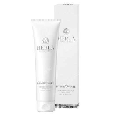 Herla Microdermabrasion Whitening Facial Peeling Wybielający peeling do twarzy, efekt mikrodermabrazji 150 ml