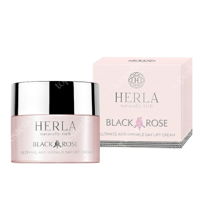 Herla Ultimate Anti Wrinkle Day Lift Cream Efektywny przeciwzmarszczkowy krem liftingujący na dzień 50 ml