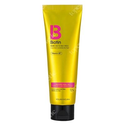 Holika Holika Biotin Damage Care Essence Wax Wosk do stylizacji włosów z biotyną 120 ml
