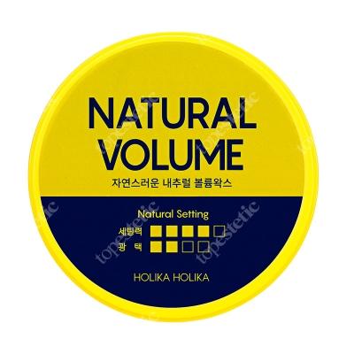 Holika Holika Biotin Style Care Natural Volume Wax Wosk do stylizacji włosów z biotyną 80 ml