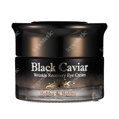 Holika Holika Black Caviar Wrinkle Recovery Eye Cream Krem przeciwzmarszczkowy pod oczy 30 ml
