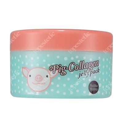Holika Holika Pig Collagen Jelly Pack Całonocna maseczka z kolagenem 80 ml