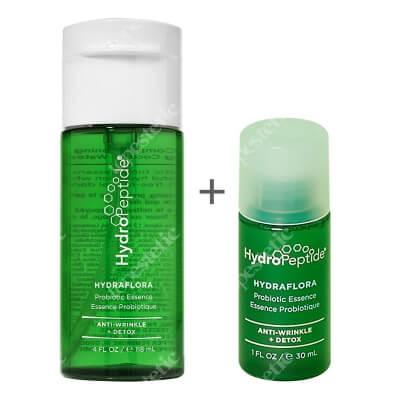 Hydropeptide HydraFlora Probiotic Toner Essence + Travel Size ZESTAW Esencja probiotyczna 118 ml + 30 ml
