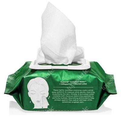 Hydropeptide HydroActive Cleanse Packet Micelarne chusteczki do demakijażu twarzy 30 szt.