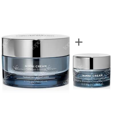 Hydropeptide Nimni Face Cream + Travel Size ZESTAW Krem z kompleksem kolagenowym Nimni 50 ml + 5 ml