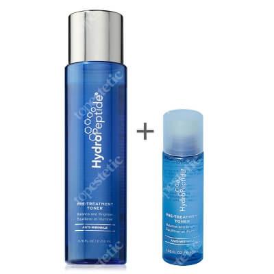 Hydropeptide Pre Treatment Face Toner + Travel Size ZESTAW Tonik do stosowania przed zabiegami 200 ml + 50 ml
