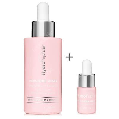 Hydropeptide Retail Moisture Reset + Travel Size ZESTAW Fitoodżywczy olejek do twarzy 30 ml + 3 ml