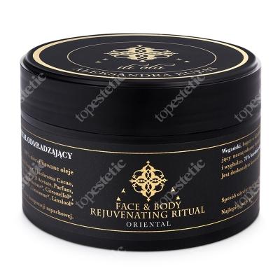 Ili Ola Face & Body Rejuvenating Ritual Oriental Orientalny mus do twarzy i ciała 200 ml