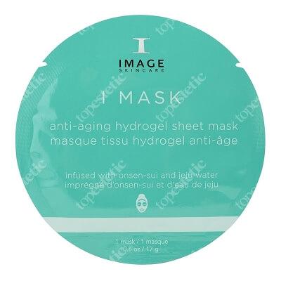Image Skincare Anti-Aging Hydrogel Sheet Mask Odmładzająca i rozjaśniająca maska w płacie z hydrożelem 1 szt.