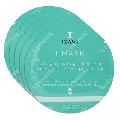Image Skincare Anti-Aging Hydrogel Sheet Mask Odmładzająca i rozjaśniająca maska w płacie z hydrożelem 5 szt.
