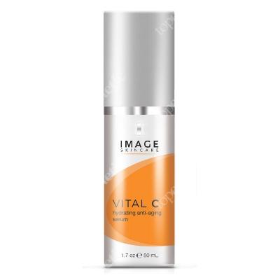 Image Skincare Vital C Hydrating Anti Aging Serum Nawilżający i wygładzający zmarszczki lekki krem z 15% wit. C, 50 ml