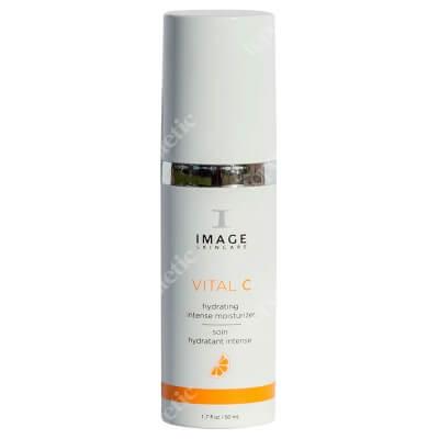 Image Skincare Hydrating Intense Moisturizer Silnie nawilżający, odżywiający i rozświetlający krem 50 ml