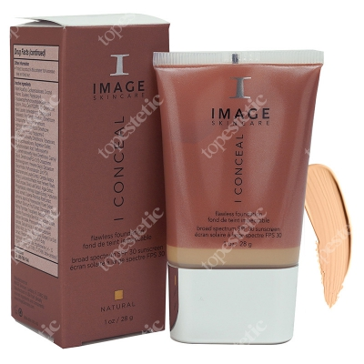 Image Skincare I Conceal Flawless Foundation Natural Odcień naturalny 28 g