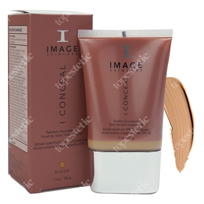Image Skincare I Conceal Flawless Foundation Suede Odcień Suede 28 g