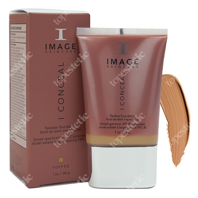 Image Skincare I Conceal Flawless Foundation Toffee Odcień Toffee 28 g