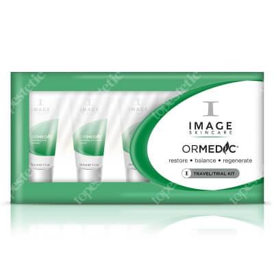Image Skincare Ormedic Trial-Kit ZESTAW podróżny dla cer wrażliwych, podrażnionych, odwodnionych, po zabiegach dermatologicznych i kosmetycznych 5x7,4 ml
