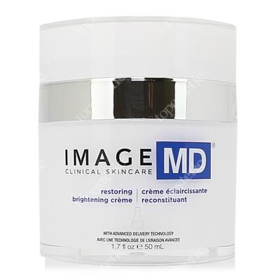 Image Skincare Restoring Brightening Creme Intensywna kuracja wygładzająca zmarszczki mimiczne, wyrównująca koloryt 50 ml