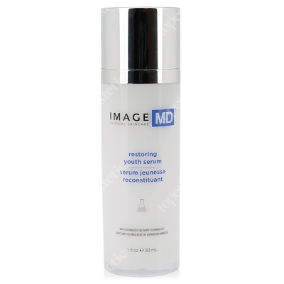Image Skincare Restoring Youth Serum Specjalistyczna kuracja ujędrniająca, uelastyczniająca, wygładzajaca zmarszczki 30 ml