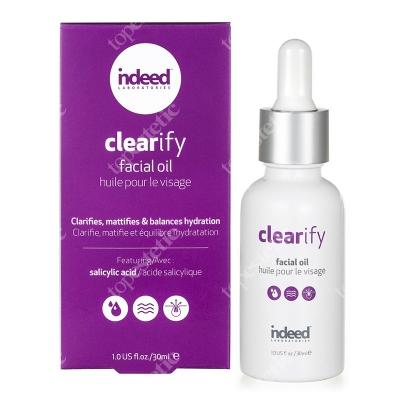 Indeed Clearify Facial Oil Olejek niwelujący niedoskonałości twarzy 30 ml
