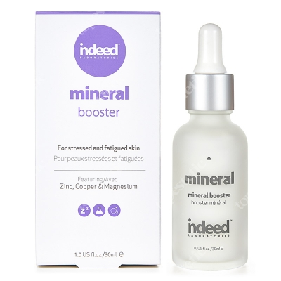 Indeed Mineral Booster Serum detoksykujące typu booster 30 ml